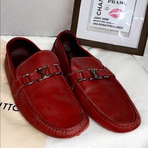 Louis Vuitton MOCCASIN shoes
